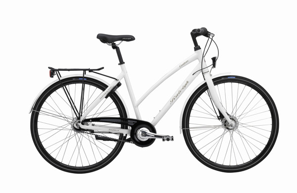 Raleigh Contour D 52cm Mat White Nexus 7RB 2015