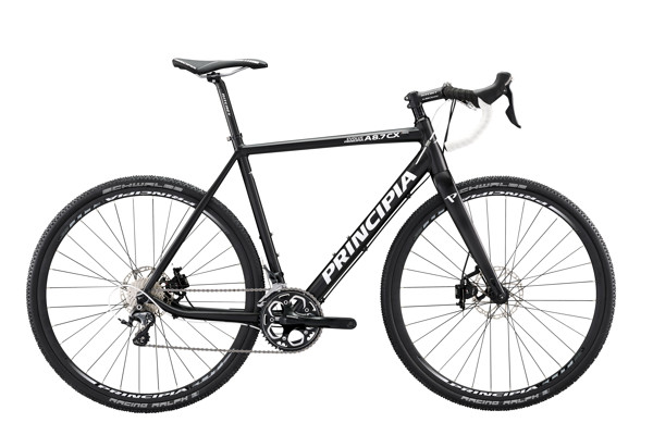 Principia Evolve A8.7CX Disc Ultegra 22sp 56 cm Black 2016