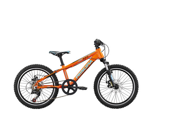 Principia Evoke A2.0 20in 6sp Disc Orange/blue 2016