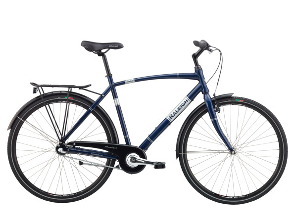 Raleigh Sidor Men 56 cm 7g Nexus Coaster Blue 2016
