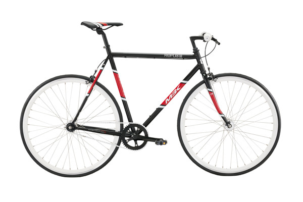 MBK Replica Fixie 700C 1g 55 cm Black/Red 2016