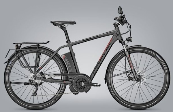Focus AVENTURA SPEED 2016  Citybike