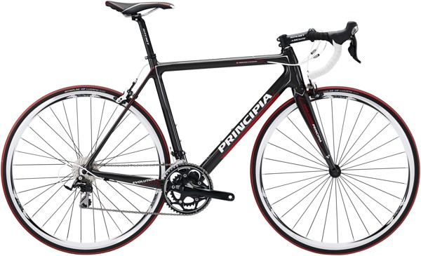 Principia Evolution Redwhite 105 Black 2015