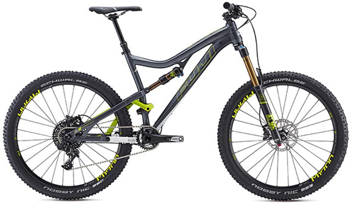 Fuji AURIC 27.5 1.3 2016 All mountain Mountainbike