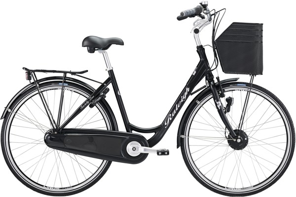 Raleigh Society Lux Power Ass Lady Black N 7g 2015