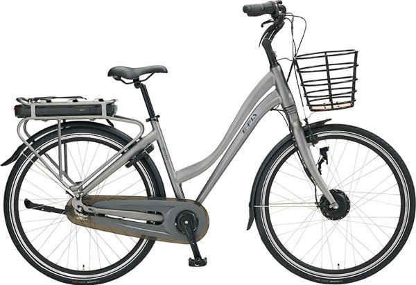 E-Fly Dame Deluxe Around 7 gear 2017 Klassisk Citybike