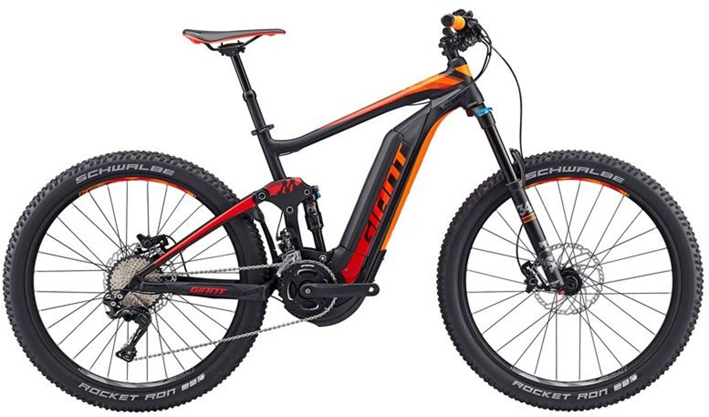 Giant Full-E+ 1  2017  Mountainbike
