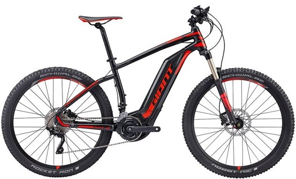 Giant Dirt-E+ 1  2017  Mountainbike