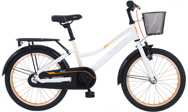 Everton Miniz Dance Crystal White 2017 Klassisk Citybike