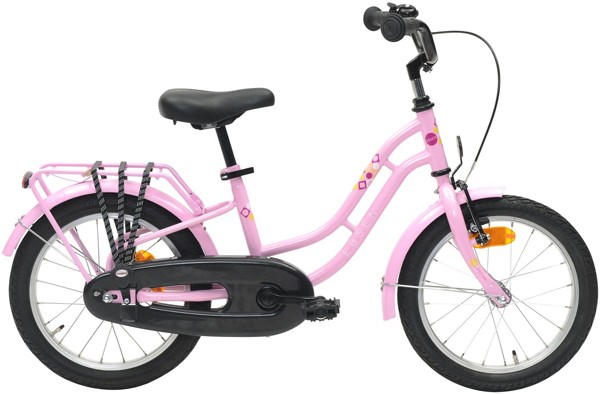 Ebsen 16 Girl Retro 1 speed CB Pink 2017