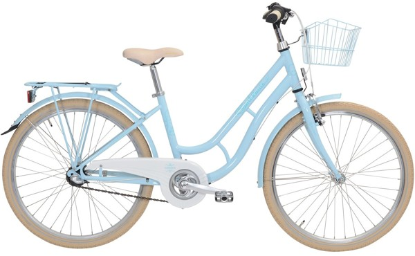 Ebsen 24 Spirit Little Lady 3 speed Angel-blue 2017