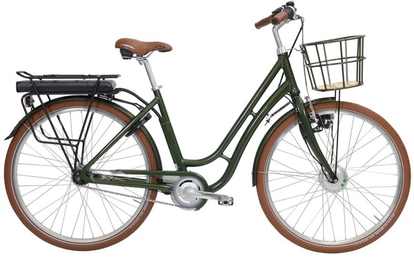 Ebsen Fanø Lady Retro 28 NX 7 CB Hunter Green 2017