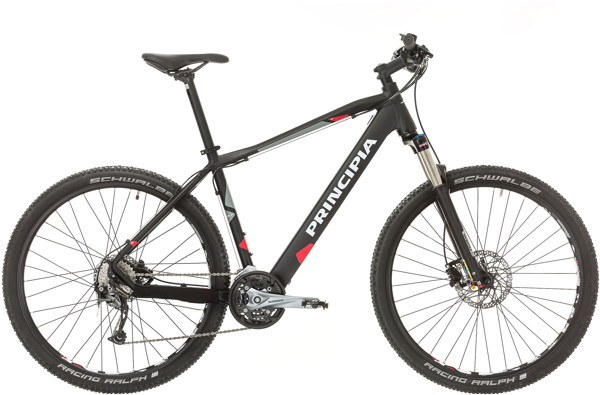 Principia Evade E 6.7 MTB Compact display Deore 27sp Hydr. 17in Matsort I. bat 2018  Mountainbike