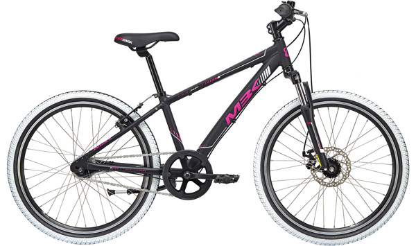 MBK MUD XP Girl WITH SUSP.  24in Nexus 7 Mat blackpurple-white 2018  Citybike