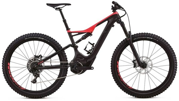 Specialized Levo FSR Comp Carbon 6Fattie 2018  Mountainbike