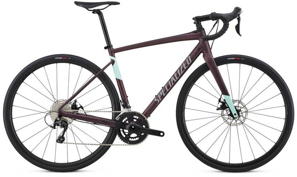 Specialized Diverge E5 Comp 2018 Dame