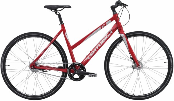 Centurion Image 7 Roller · Racing Red 2014 Street Citybike