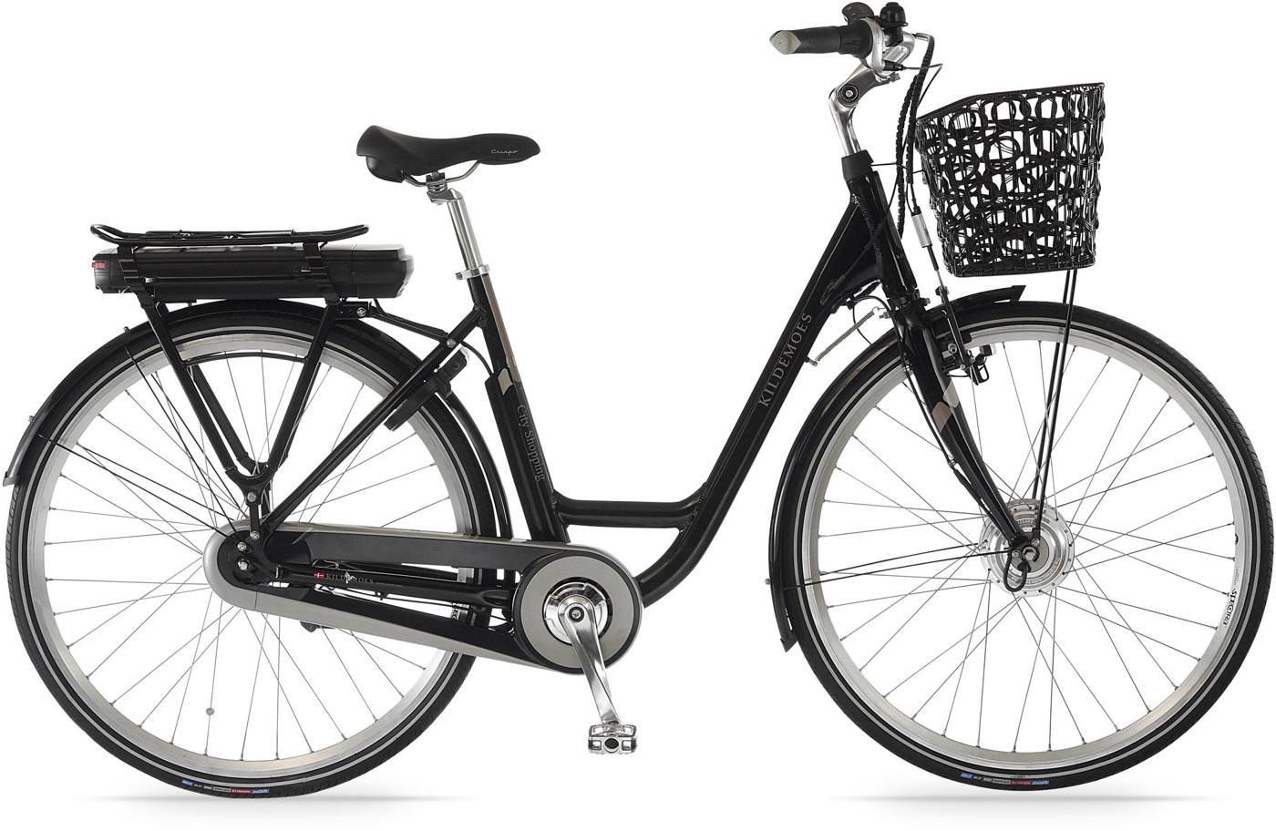Kildemoes City El Dame 7 Speed 2015 Klassisk Citybike