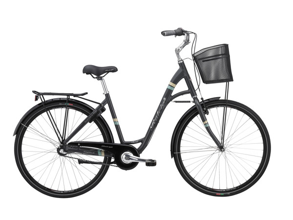 Raleigh Trent 48cm Dark Grey Nexus 3sp 2015