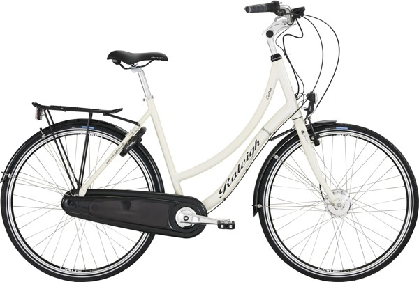 Raleigh carlton D 50cm Mat White 2014