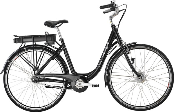 Raleigh Superbe Power Ass. D 50cm Mat Black Nexus 7g 2015  Citybike