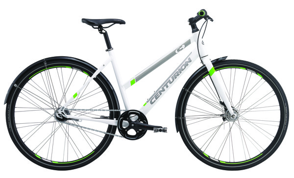 Centurion Image Lady 19,5in White 7 speed fodbremse 2015 Street Citybike
