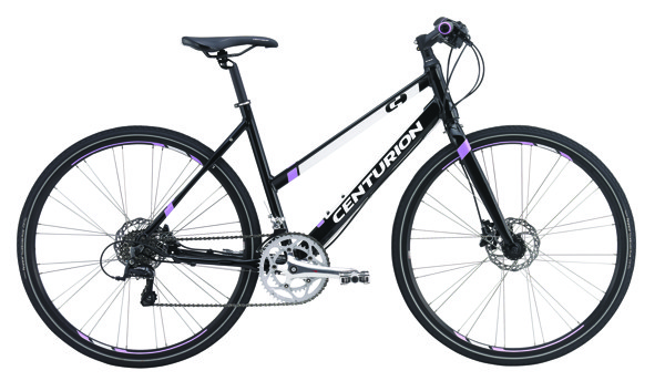 Centurion Image Lady 21,5in Black 18 speed hydraulic disc bremse 2015 Street Citybike