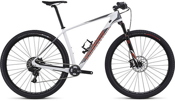 Specialized Stumpjumper Elite Carbon 29 World Cup 2016  Mountainbike