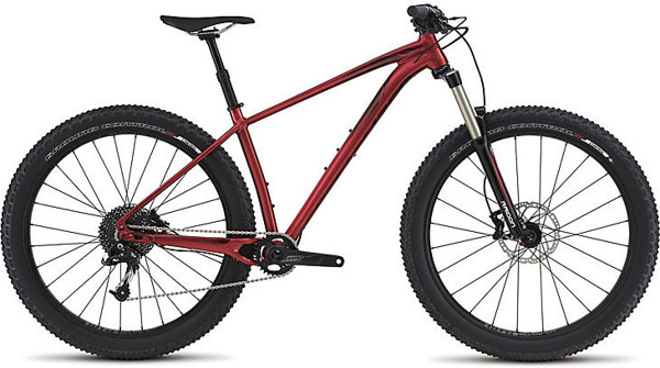 Specialized Fuse Comp 6fattie 2016  Mountainbike