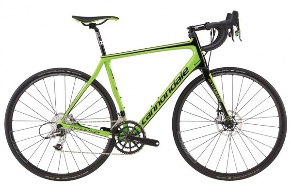 Cannondale Synapse Hi-MOD Disc RED 2016  Racercykel