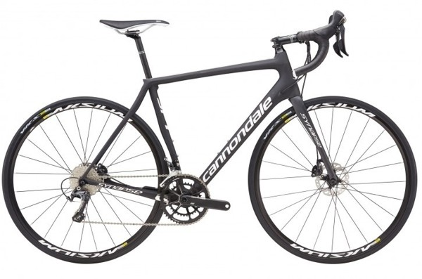 Cannondale Synapse Carbon Disc Ultegra 3 2016  Racercykel