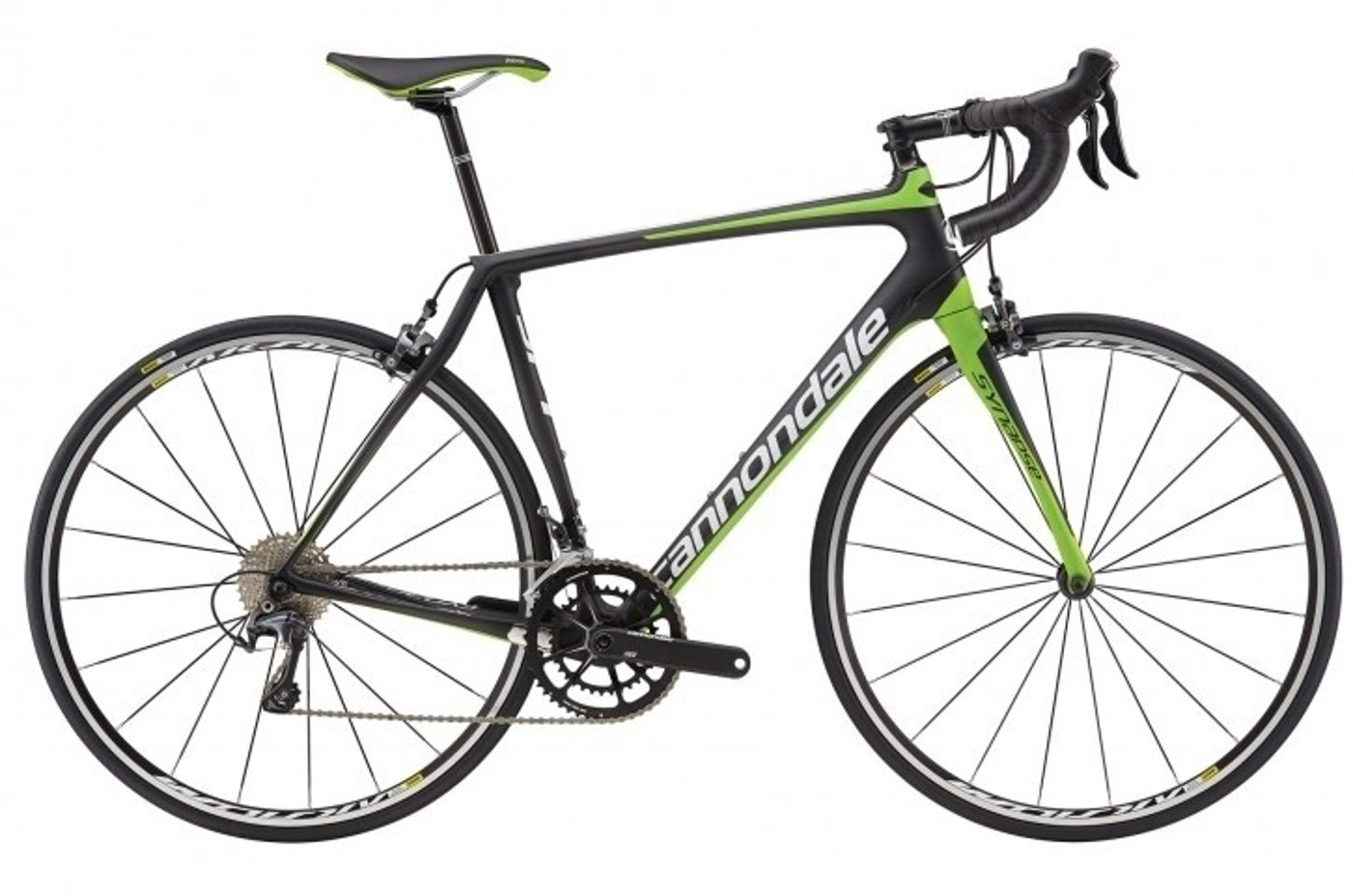 Cannondale Synapse Carbon Ultegra 3 2016  Racercykel
