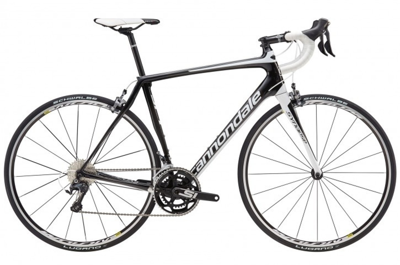 Cannondale Synapse Carbon Ultegra 4 2016  Racercykel