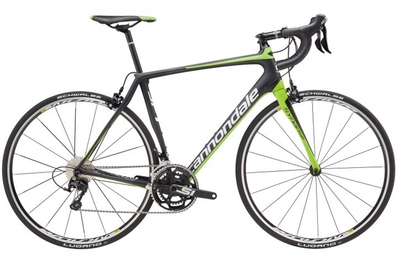 Cannondale Synapse Carbon 105 2016  Racercykel