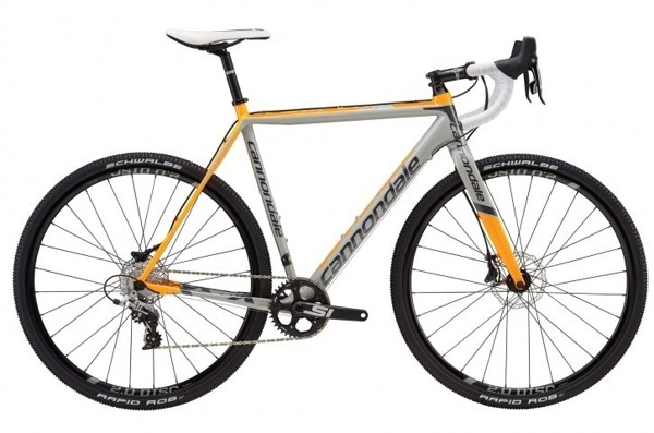 Cannondale SuperX Rival CX1 2016 Cyclocross Racercykel