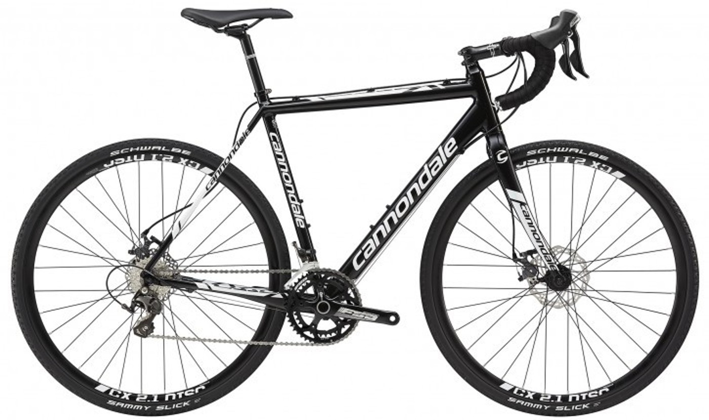 Cannondale CAADX 105 2016 Cyclocross Racercykel