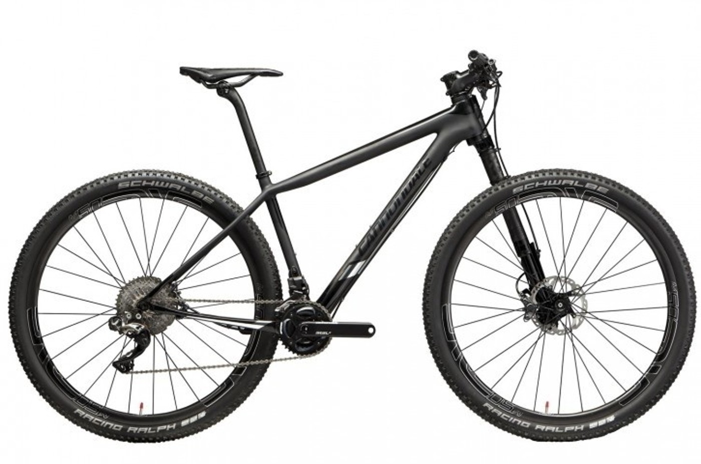 Cannondale F-Si Carbon Black Inc. 2016 Cross Country Mountainbike