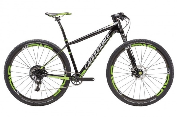 Cannondale F-Si Hi-MOD Team 2016 Cross Country Mountainbike