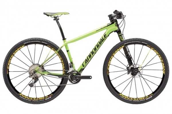 Cannondale F-Si Hi-MOD 1 2016 Cross Country Mountainbike