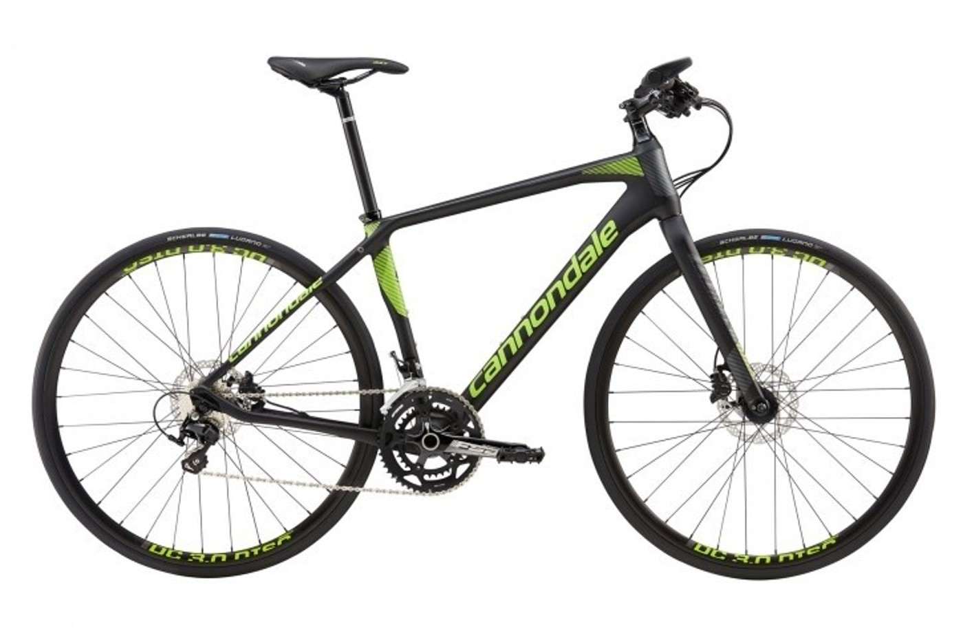 Cannondale Quick Carbon 1 2016  Citybike
