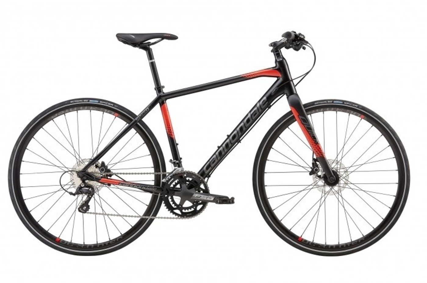 Cannondale Quick Speed 2 2016  Citybike
