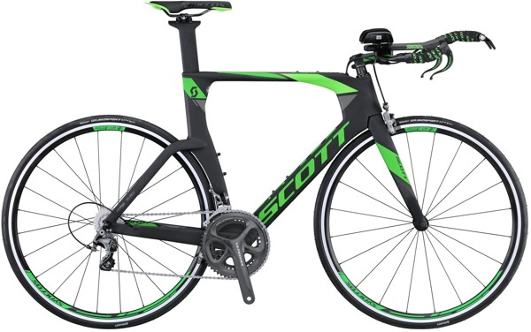 SCOTT Plasma 10 2016 Triatlon