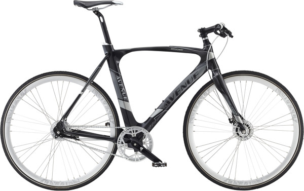 Avenue Broadway Men 55 cm Nexus 7g RB Grey-ish 2016  Citybike