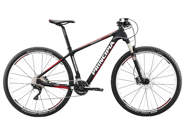 Principia Evoke C6.9 29in xt mix 20sp 19in Black 2016  Mountainbike