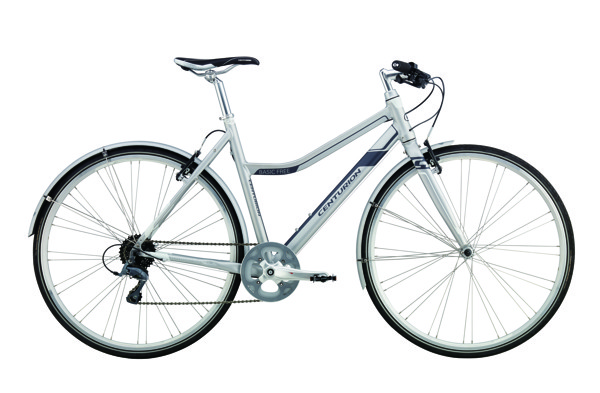 Centurion Basic Free Lady 22in 8sp v-brake Mat Silver 2016 Street Citybike