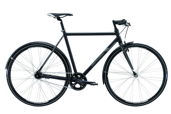 Centurion Basic Special Edition Men 20,5in 7sp Sandblast Black 2016 Street Citybike