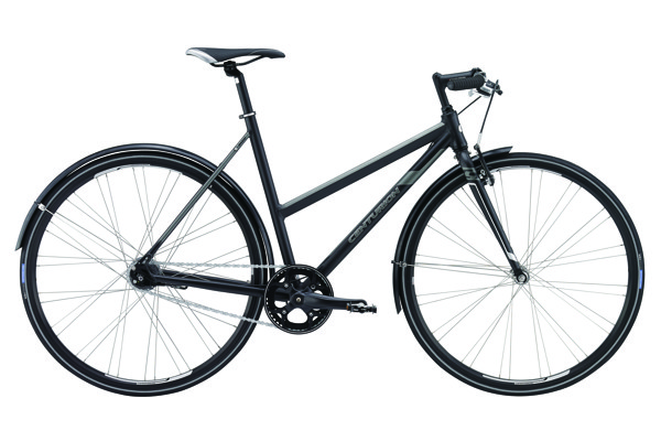 Centurion Basic Special Edition Lady 20,5in 7sp Sandblast Black 2016 Street Citybike