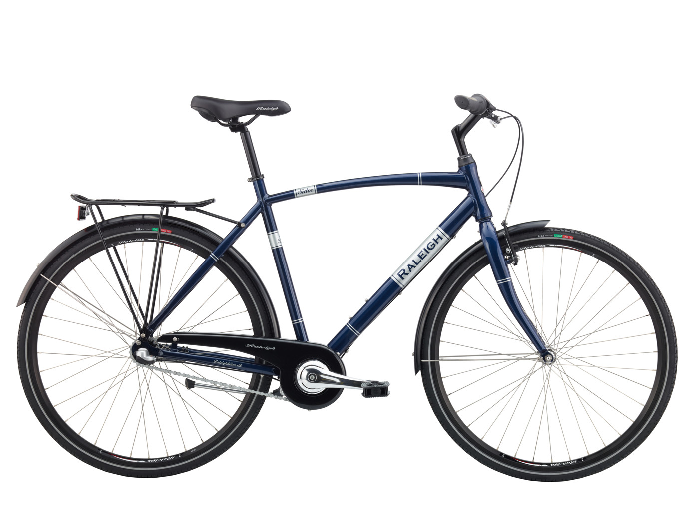 Raleigh Sidor Men 56 cm 3g Nexus Coaster Blue 2016 Street Citybike