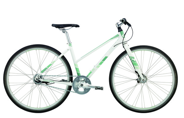 Centurion Image Lady 19,5in 7sp Rollerbrake Shiny White 2016