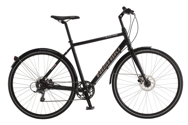 Nishiki Black Magic Men 20in 8g Black 2016